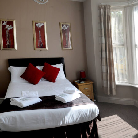 The Hope Hotel Single Bed Room