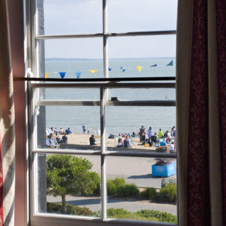 Sea Views From The Hope Hotel